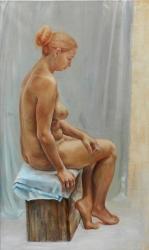 Před koupelí - 1242