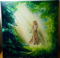 Lesní víla