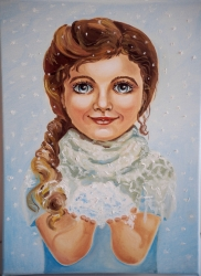 Dcera sněhové královny  - 1255
