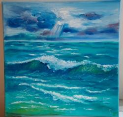 Moře - 1255
