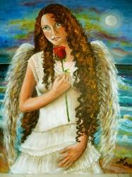 Zamilovaný anděl - prodejce: 1260