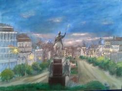 Václavské náměstí - 1219