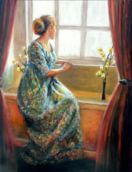 Pri okne