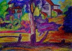 Ve stínu borovice - 1282