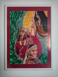 Nezapomenutelný okamžik - Indická svatba - 1286